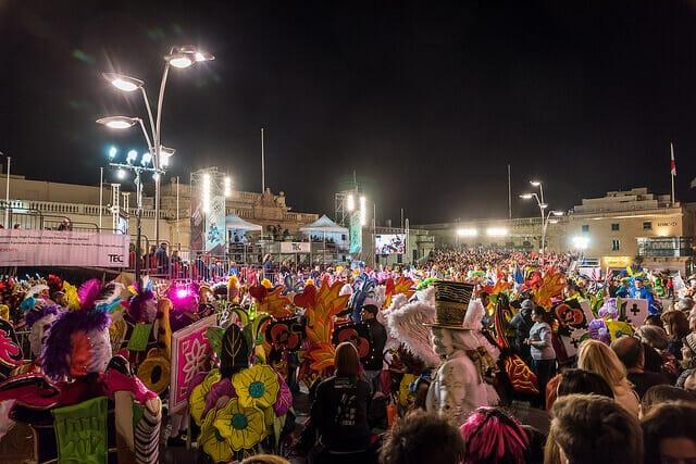 Malta Festivalleri, Karnaval