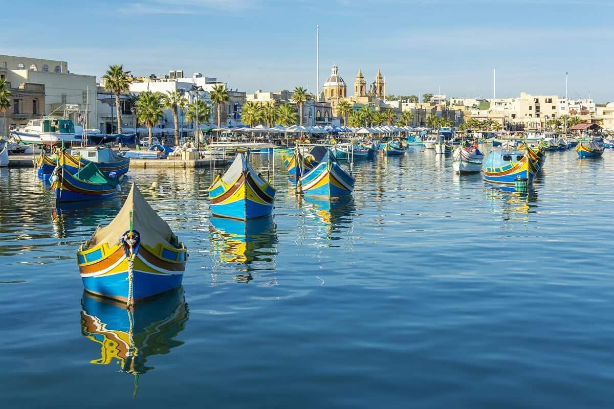 Marsaxlokk, Malta'nın Sehirleri